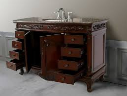 42 Inch Bathroom Vanity With Top by 42 Inch Bathroom Vanity With Offset Sink Home Design Ideas