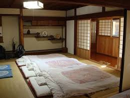 Best  Japanese Interior Design Ideas Only On Pinterest - Traditional japanese bedroom design