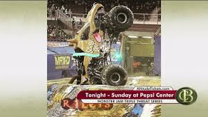 monster truck show colorado monster jam meet the driver of scooby doo fox31 denver