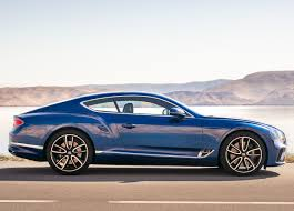 bentley wrapped 2018 bentley continental gt has droolworthy looks plentiful power