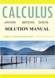 engineering circuit analysis 10th solutions manual solution elementary calculus book by howard anton instructbd
