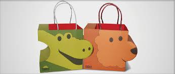 Bag Design Ideas Puzzle Jungle Shopping Bag Design