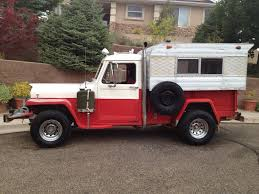 willys jeep truck diesel brothers 1957 diesel truck w camper top st george ut status unknown
