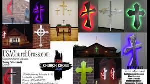 church crosses www usachurch custom church crosses signs