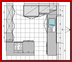 kitchen floor plan kris allen daily plan with dimensions and