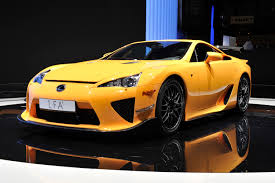 lexus lfa 0 60 luxury with legs the 10 fastest lexus cars of all time