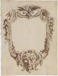 A Frame Designs by Drawings For Frames By Jean Charles Delafosse 1734 89 The