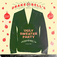 drake bell u0027s annual ugly christmas sweater party la guestlist