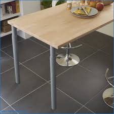 pied de table de cuisine pied table bar reglable frais table bar cuisine plan de travail