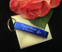personalized bottle opener favor 100x personalised key ring bottle opener wedding favor custom