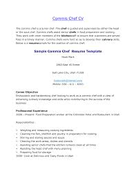 Sample Cook Resume Skills Of A Chef Resume Resume Ideas