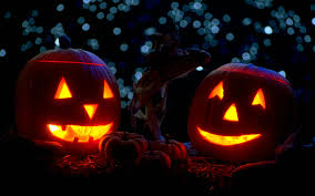 scary halloween screensavers
