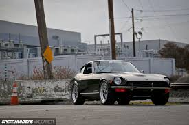devil z vs blackbird os giken power america u0027s most exotic 240z speedhunters