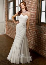 draped wedding dress cheap used wedding dresses for sale 1520