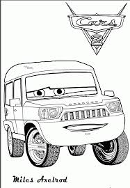 coloring pages cars 2 francesco coloring coloring