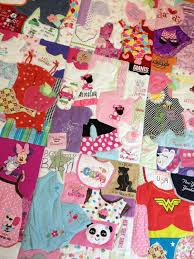 memory clothes memory quilt this takes the typical baby clothes quilt and