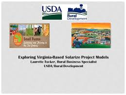 Usda Rual Development Overview Of The Rural Energy For America Program Reap By