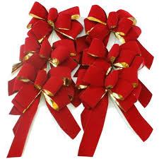 6 bows fresh wreaths centerpieces