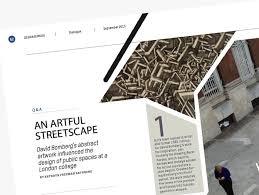 design bureau inspiring dialogue on press b d landscape architects landscape architecture