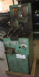 bacharach sp610 diesel injection pump test stand item a732