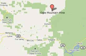 map of oregon gold mines oregon gold finding gold in oregon oregon gold mining oregon