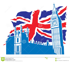 British Flag With Red British Flag Clipart Big Pencil And In Color British Flag
