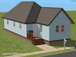 sims 2 small house ideas