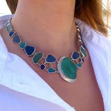 glass jewelry necklace images 1026 best sea glass jewelry images sea glass jpg