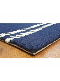 Square Indoor Outdoor Rugs Square Knots Navy Indoor Outdoor Rug Cottage Home