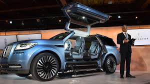 range rover concept 2017 first look lincoln navigator concept autoweek