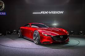 mazda sports cars for sale mazda rx vision rotary engined sports car concept revealed autocar
