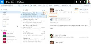 What Is Flagged Email Likes And Mentions Coming To Outlook On The Web Office Blogs