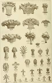 file catalog of capitals brackets and compo ornament for exterior