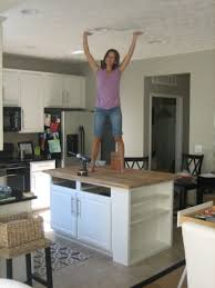 how to add a kitchen island 15 wonderful diy ideas to upgrade the kitchen3 diy kitchen