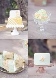 vibrant spring wedding ideas 100 layer cake