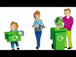 imagenes animadas sobre el reciclaje reciclaje video educativo primaria youtube