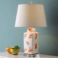 Ginger Jar Table Lamps by Goldfish Vase Table Lamp Shades Of Light