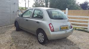 nissan micra for sale 2005 nissan micra 5 door for sale by woodlands cars 1