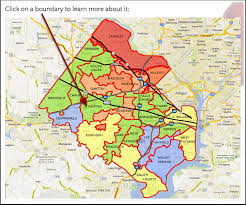 fairfax county map five steps to finding your home by fairfax county