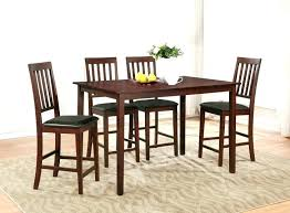 small tall kitchen table tall kitchen table kitchen table bar height table and chairs 5 piece