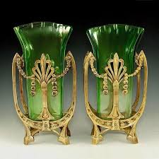 Antique Glass Vases Value 394 Best Crystal Glass Images On Pinterest Glass Glass Art And