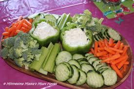 Easy Summer Entertaining Easy Summer Veggie Tray Idea For Entertaining Food Pinterest