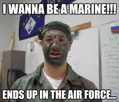 Air Force Memes - marine and air force memes quickmeme
