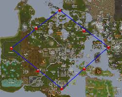 Oldschool Runescape World Map by 99 Woodcutting A Reality For You By Walt
