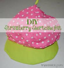 Strawberry Shortcake Halloween Costume Strawberry Shortcake Costume Strawberry Shortcake Hat Halloween