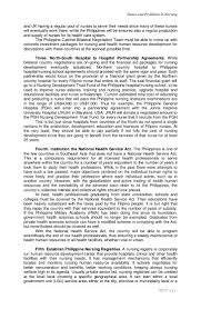 sample nursing essay issues and problems in nursing a g e 11