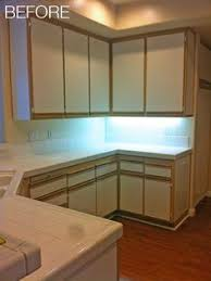 How To Modernize Kitchen Cabinets Updating Laminate Cabinets Must Get This Paint For The Kitchen