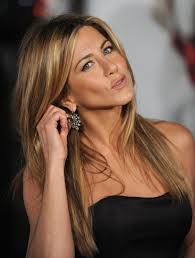 jennifer aniston s hair color formula jennifer aniston always better not too blond with just a