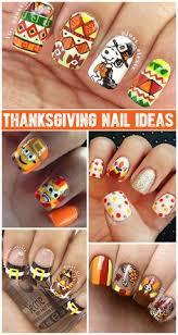 22 easy fall nail designs for nails thanksgiving nails
