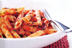 Cold Pasta Salad Dressing Pasta With Simple Tomato Sauce